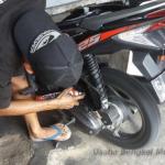 Peluang Usaha Bengkel Motor Matic