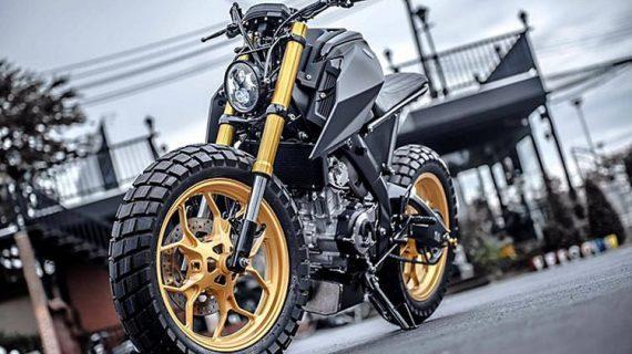 Metode Modifikasi Motor Yamaha Xabre