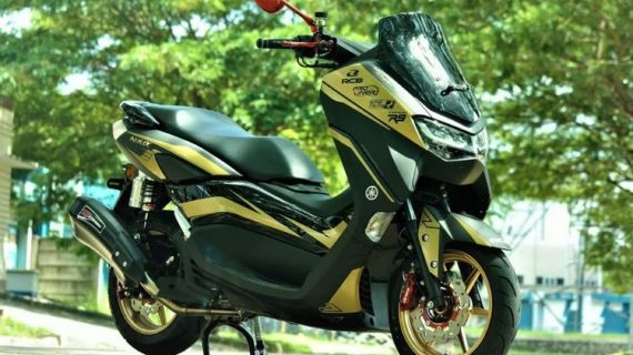 Kumpulan Modifikasi Motor Yamaha Nmax