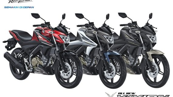Spesifikasi Dan Sejarah Motor Yamaha VIxion