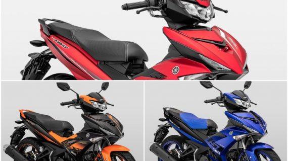 Spesifikasi Dan Harga Motor Yamaha Jupiter MX King 150