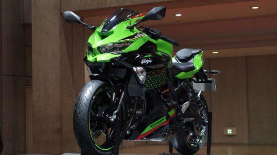 Spesifikasi Motor Kawasaki Ninja ZX- 25R Lengkap