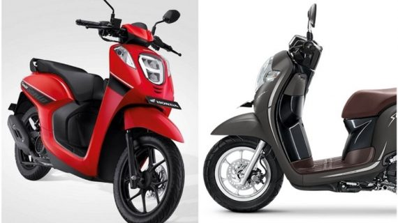 Spesifikasi Dan Harga Motor Honda Scoopy Mart 2021