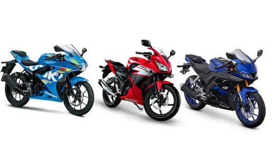 Daftar Motor Sport Terlaris Dipasaran Indonesia