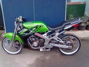 Panduan Modifikasi Motor Kawasaki Ninja RR